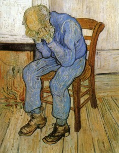 van Gogh's 'Sorrowing Old Man'