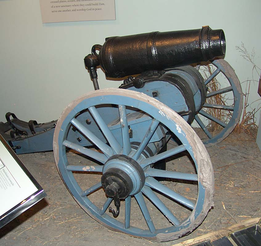 The Missouri Old Sow Cannon Or Foli S Folly Worlds Without End