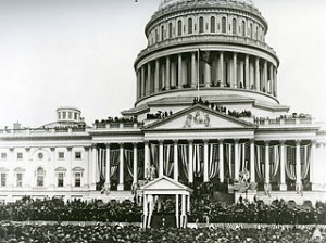 Inauguration of President William McKinley, 1901